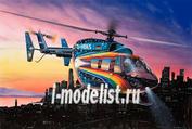 04833 Revell 1/72 Вертолет Eurocopter BK 117