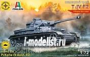 307226 Modeler 1/72 German tank T-IV F2