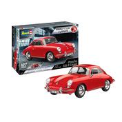 07679 Revell 1/16 Sports Car Porsche 356 Coupe