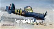 1313 Italeri 1/72 F4 U-7 Corsair