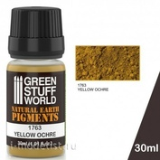 1763 Green Stuff World Сухой пигмент цвет