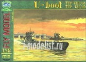 FL1 FLY Model 1/200 U-BOOT Typ VIIC and Typ IXC/40