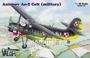 48001 Valom 1/48  Antonov An-2 Colt (military)