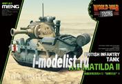 WWT-014 Meng British Infantry Tank A12 Matilda II
