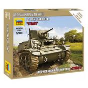 6265 Zvezda 1/100 American tank