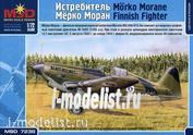 7238 Макет 1/72 Истребитель Мёрко Моран