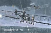 020 Roden 1/72 Самолёт Gotha G.Va, G.Vb