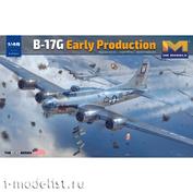 01F001 HK Models 1/48 Самолет B-17G Early Production