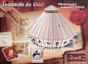 00511 Revell 1/24 Танк Леонардо да Винчи (материал: дерево)