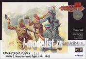 3524 MasterBox 1/35 Восточный фронт №3. Рукопашная, 1941-1942