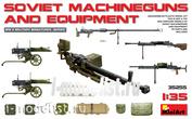 35255 MiniArt 1/35 Soviet Machineguns and Equipment