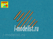 A72 006 Aber 1/72 Armament for German fighter Me 109G-5 to K-6
