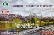 665 Um 1/72 Armored Train