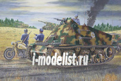 00355 Trumpeter 1/35 German 39(H) Conductor voiture
