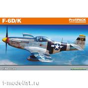 82103 Eduard 1/48 Fighter F-6D/ K