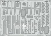 48798 Eduard 1/48 Фототравление Me 410A-1 engine
