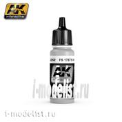 AK2052 AK Interactive  Краска акриловая FS 17875 WHITE (