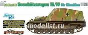 6151 Dragon 1/35 Sd.Kfz.165 Geschutzwagen III/IV fur Munition