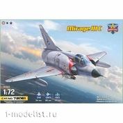 72061 Modelsvit 1/72 Самолет Mirage IIIC