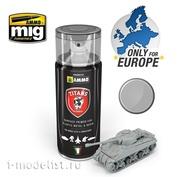 TTH102 Ammo Mig TITANS HOBBY: LIGHT GREY MATT PRIMER