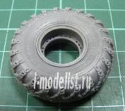 35208 Hobby-Planet 1/35 Запасное колесо КИ-126 на современную российскую колесную технику (2 штуки)