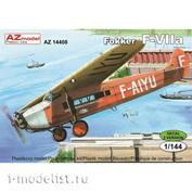 AZ14408 AZ Model 1/72 Fokker F-VIIa