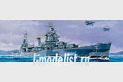 Trumpeter 05747 1/700 scale Cruiser CA-38,