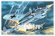 72302 ICM 1/72 Германский ночной истребитель Do-215 B-5