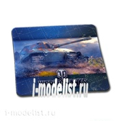 1326 World of Tanks mouse Pad