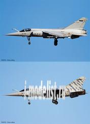 02204 Hasegawa 1/72 Mirage F1C