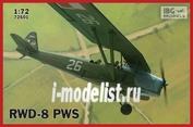72501 IBG 1/72 RWD-8 PWS