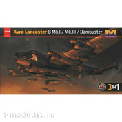 01E012 HK Models 1/32 Бомбардировщик Avro Lancaster B Mk.I Limited Edition Merit Exclusive