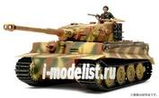 32575 Tamiya 1/48 Танк Tiger I Late Production