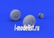672097 Eduard 1/72 Дополнение к модели