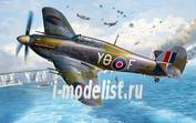 03985 Revell 1/72 Самолет Sea Hurricane Mk.II C