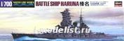 49111 Hasegawa 1/700 Крейсер IJN Battleship Haruna