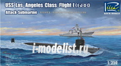 RN28005 Riich 1/350 USS Los Angeles Class Flight I (688) Attack submarine