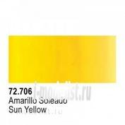 72706 Vallejo Sun Yellow