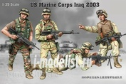00407 Trumpeter 1/35 US Marine Corps Iraq 2003