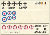 7207X 1/72 Gannet Decal