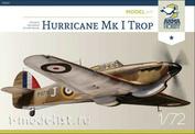 70021 ArmaHobby 1/72 Самолет Hurricane Mk I Trop