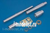 35B117 RB Model 1/35 Металлический ствол для 120mm L/44 OTO Melar used in C1 Ariete