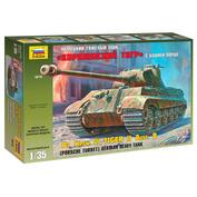 3616 Zvezda 1/35 German tank