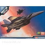 12554 Academy 1/72 Истребитель F-15K «Slam Eagle» Южно-Корейских ВВС