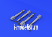 632072 Eduard 1/32 Дополнение для GBU-12 bomb