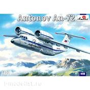 1410 Amodel 1/144 Aton-72 Aircraft