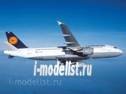 04267 Revell 1/144 Aircraft Airbus A320 Lufthansa