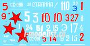 48004 ColibriDecals 1/48 Декаль для I-15 bis