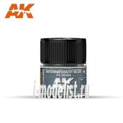 RC235 AK Interactive Краска акриловая  Intermediate Blue FS 35164 10ml