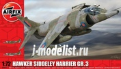 4055 Airfix 1/72 Hawker Siddeley Harrier GR3